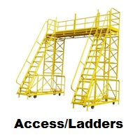 Access Ladders & Platforms