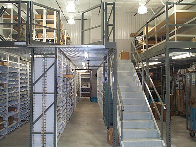 Full Mat Storage Paltform