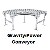 Gravity and Powered Conveyors