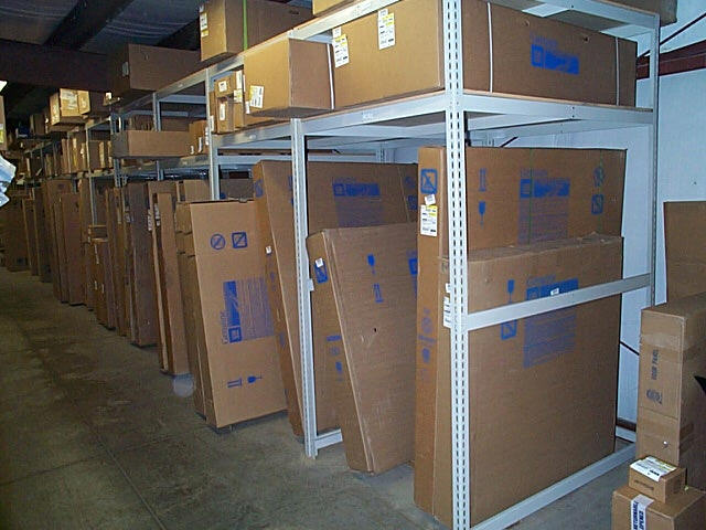 Automotive Hood Storage Rack