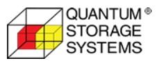 Quantum Storage Products