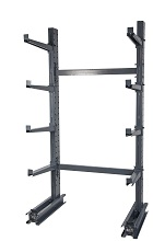 Meco Single Sided Cantilever Rack