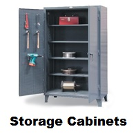 Heavy-Duty Storage Cabinets